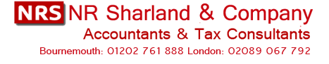 NR Shalrand & Co Mobile Logo